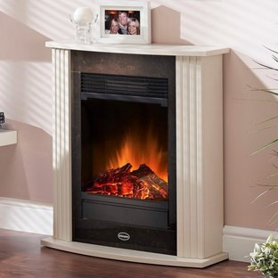Dimplex Mini Mozart Stone White, Optiflame